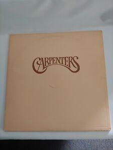 carpenters-vinyl-records