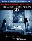 Paranormal Activity Ghost Dimension 3 - Blu-ray Region 1