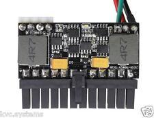 150W DC DC 24-Pin ATX Power Supply Unit, Mini Plug Type ( Like PicoPSU)