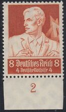 DR 1941DR 1934 Stände Nr. 560 Unterrand postfrisch