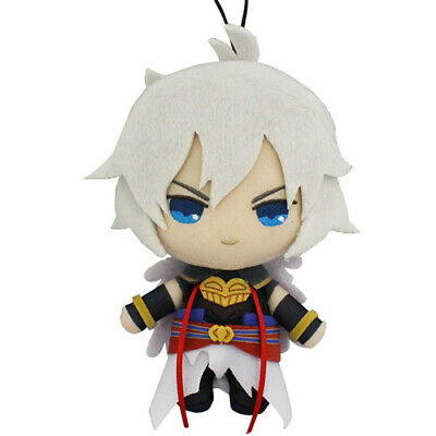 Granblue Fantasy Lucifer Character Plush Toy Stuffed Doll Vol.1 Strap Mascot