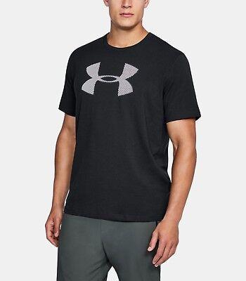 Men/'s Under Armour Black Freedom Logo T-shirt-NWT-Free Shipping