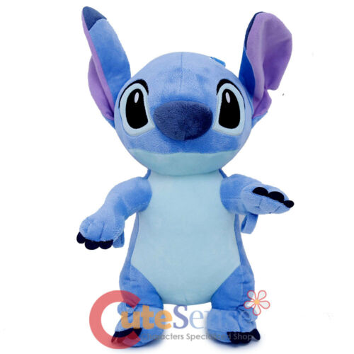 Disney Lilo and Stitch Plush Doll Soft Stuffed Cushion Costume Backpack