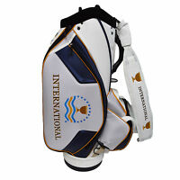 2013 President's Cup Limited Edition International Team Staff Bag White/navy on Sale