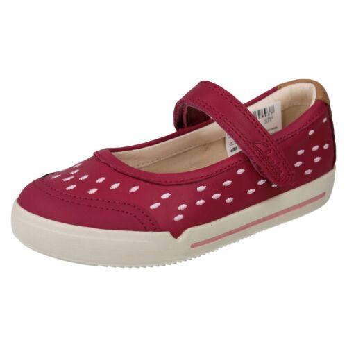 Mujeres Clarks De Rosados De Cuero Las Lilfolklou Zapatos pwqYd6q