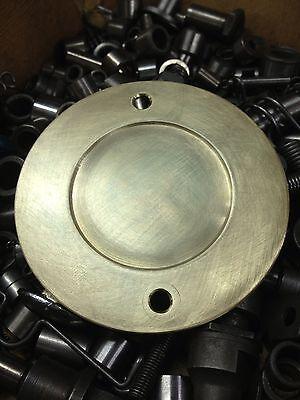 Psychomotor harley old school brass points cover for XL, EVO, Shovelhead chopper