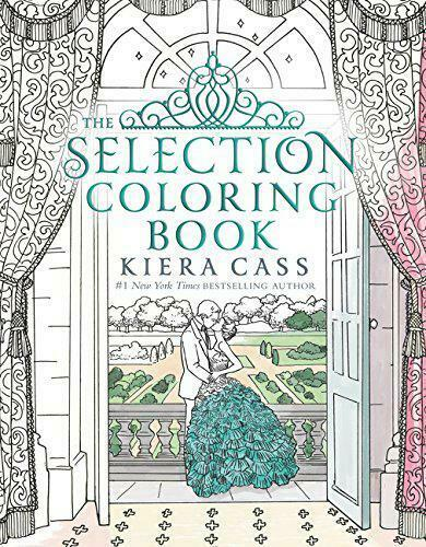 The Selection Coloring Book (Colouring Books) by Cass, Kiera, NEW Book, FREE & F