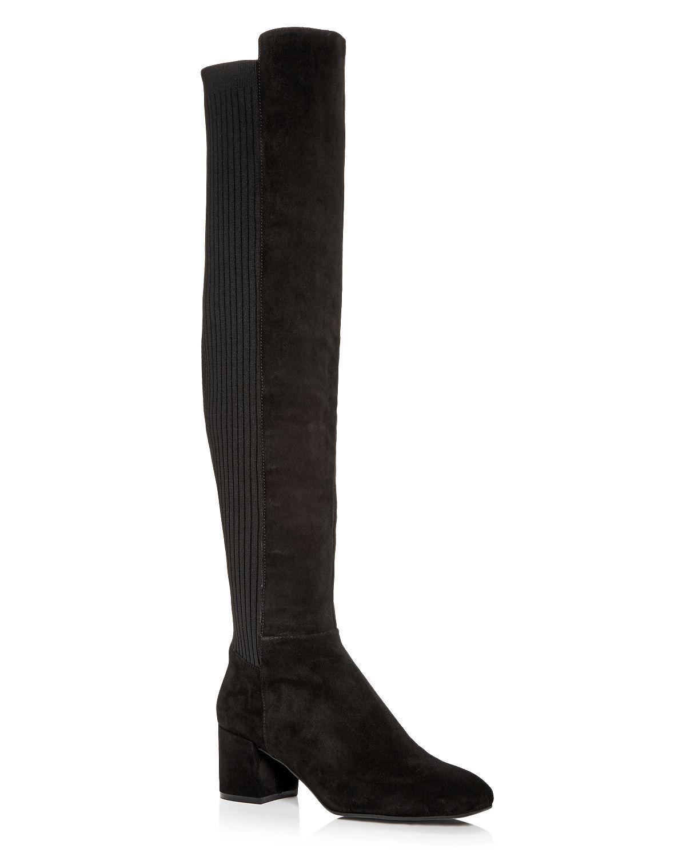 Kenneth Cole Donna Eryc Over-The-Knee Tacco a Blocco Stivali Numero 7M   Acquista    Uomo/Donne Scarpa