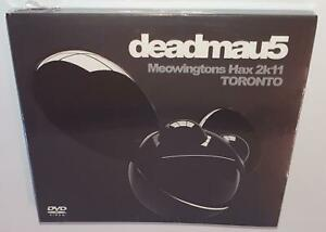 DEADMAU5-MEOWINGTONS-HAX-LIVE-FROM-TORONTO-BRAND-NEW-SEALED-REGION-FREE-DVD