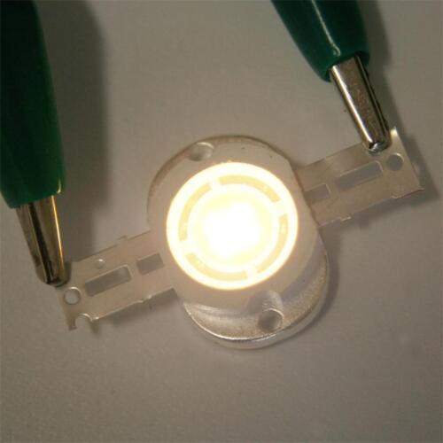 10 pezzi ad alte prestazioni chip LED 5w bianco caldo HIGHPOWER emettitori HIPOWER 5 Watt