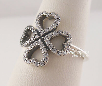 pandora anello petali d'amore