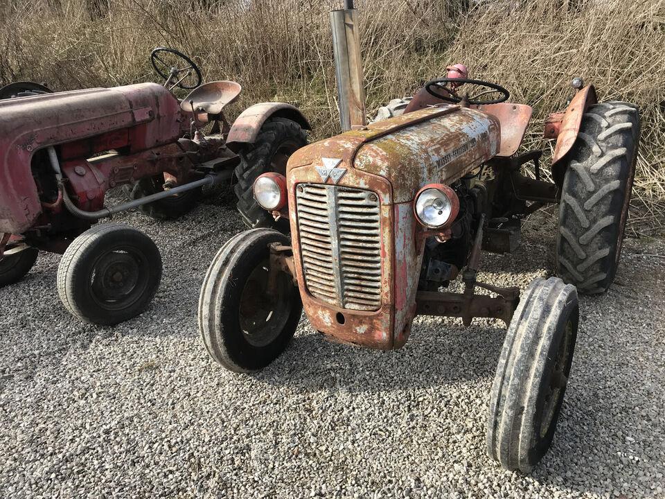 Traktor Ferguson 35 Bensin.