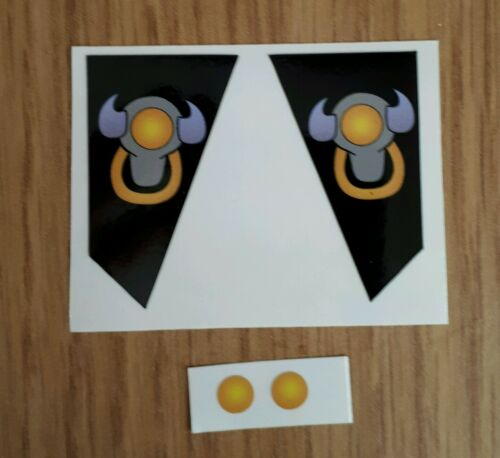 Thundercats Skycutter replacement stickers
