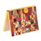 Paul Klee Color Blocks Portfolio Notes Book Galison 0735340129 GDN
