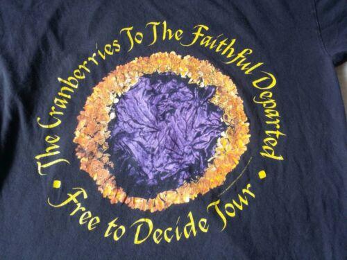 The Cranberries Shirt Vintage tshirt 1996 Dolores