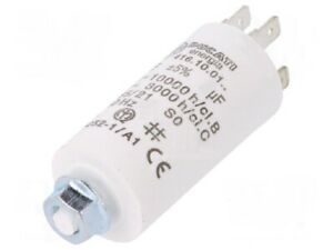 fixing screws Permanent capacitor//starting motor 8uf 450v 4 lugs