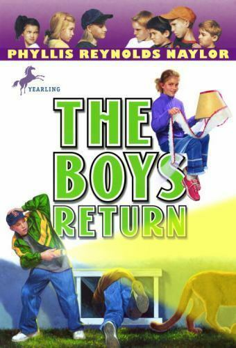 The Boys Return (Boy/Girl Battle)-ExLibrary