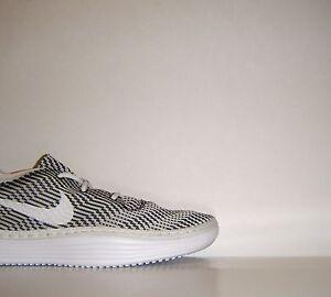 quality design 1e370 3c0fb Image is loading Nike-SolarSoft-Costa-KJCRD-Black-White-Trainer-7-