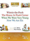 A.A. Milne's Pooh Classics Boxed Set: Winnie-The-Pooh; The House at Pooh Corner; When We Were Very Young; Now We Are Six by A A Milne (CD-Audio, 2007)