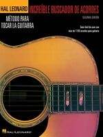 Incredible Chord Finder Spanish Edition 2nd Edition Increible Buscador 000697423