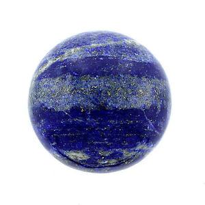 1007.50 Carat Round Natural Lapis Sphere Crystal Ball Gem Stone Gemstone B24A91