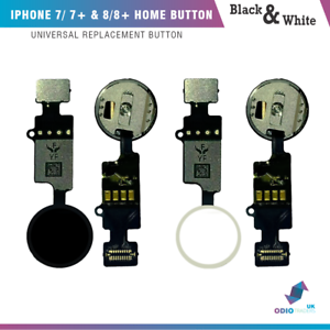 Universal Home Button For iPhone 7/7+ 8/8+ Plus Replacement Flex Cable Main Menu