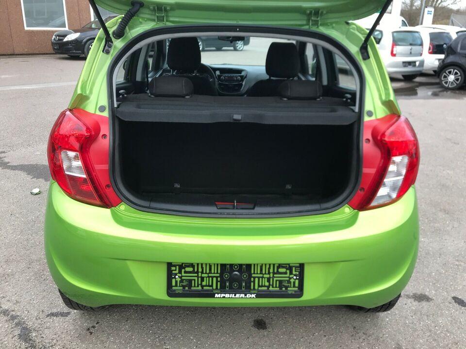 Opel Karl 1,0 Enjoy Benzin modelår 2016 km 94000