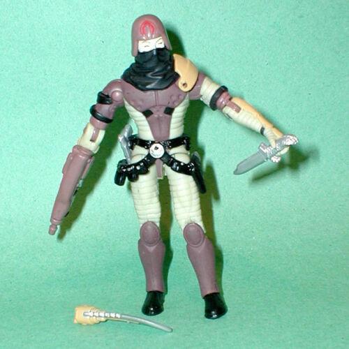 """GIOCATTOLI HASBRO GI JOE COBRA 3.75/"""" Action figure con accessori-Scelta di 20"""