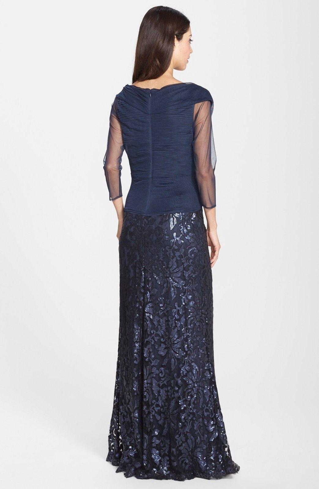 Tadashi Shoji Pailletten Spitze Abendkleid (Größe 4)       | Starke Hitze- und Abnutzungsbeständigkeit  | Ausgezeichnetes Preis  | Online Outlet Store  | Genial  b5bb12