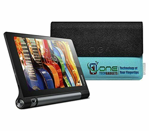 """Lenovo Yoga Tab 3 8"""" WiFi Tablet 2GB RAM 16GB Storage - Black 01901510"""