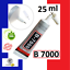 25ml-Colle-adhesif-Glue-B-7000-pour-ecran-LCD-tablette-vitre-chassis-smartphone miniature 1