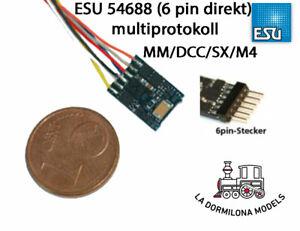 ESU-54688-LokPilot-micro-V4-0-multiprotocolo-MM-DCC-SX-6-pol-NEM-651-Direkt