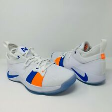 06983094fbf item 3 Nike PG 2 The Bait Size 13.5 White Blue Orange Men s Basketball Shoes  AJ2039-100 -Nike PG 2 The Bait Size 13.5 White Blue Orange Men s Basketball  ...