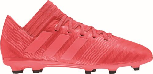 Adidas Performance enfants cames Fussballschuhe nemeziz 17.3 FxG J cames Coral