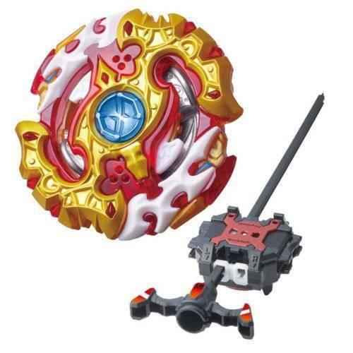 GENUINE TOMY BEYBLADE Burst B-100 Starter Spriggan Requiem.0.Zt Balance Toy Gift