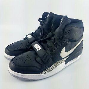 newest af978 5e7b4 Image is loading Nike-Air-Jordan-Legacy-312-Basketball-Shoes-Black-