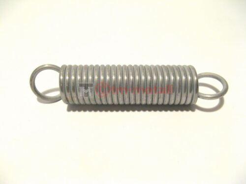 ø 21 mm Zugfedern Zugfeder VA 104 mm d= 2,8 mm