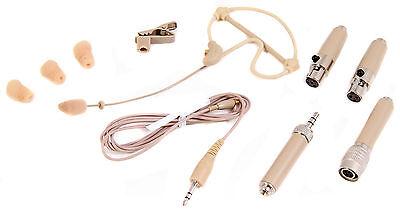 Samson SE50 Headset Microphone Beige