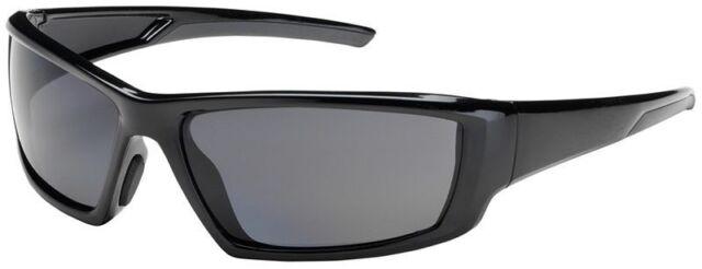 272aca4130 Bouton Sunburst Safety Sunglasses with Black Frame and Polarized Gray Lens