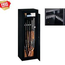 Stack-On 22 Gun Steel Security Cabinet With Bonus Door Organizer ...