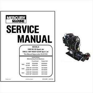 Mercury-90-120-95XR-120XR-Sport-Jet-Outboard-Service-Repair-Manual-CD-95-120-XR