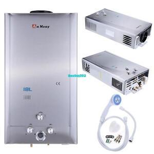 18l warmwasserspeicher gas durchlauferhitzer propangas. Black Bedroom Furniture Sets. Home Design Ideas