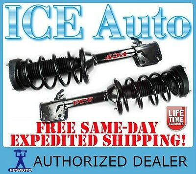 FCS Complete Loaded REAR Struts /& Springs fits 2009-2012 TOYOTA VENZA WAGON AWD