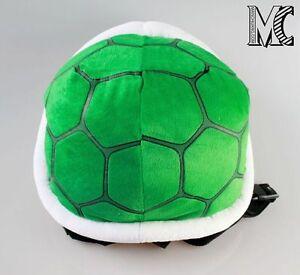 Super Mario Bros Koopa Turtle Troopa Shell Soft Plush Doll School ... 69b8496cb9513