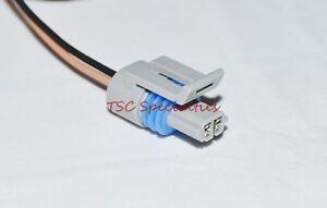 lt1 lt4 intake air temperature sensor iat connector pigtail wiring 92-97 camaro | ebay lt1 map sensor wiring