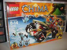"LEGO LEGENDS OF CHIMA ""CRAGGERS FIRE STRIKER""   # 70135  NIB"