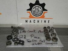 Little Giant Ace 21 Piece Tap Amp Die Set Used With Warranty See Pictures