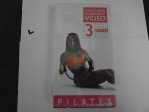 15 Inch Ring Workout Video System Three Pilates Vhs New
