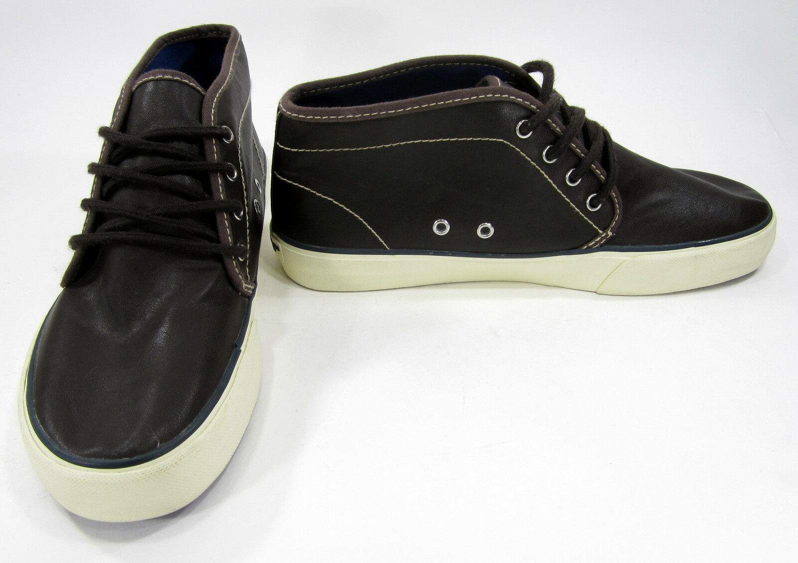 American Eagle Outfitters Shoes Chukka Chocolate Brown Sneakers Size 11
