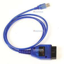 Usb Cable Obd2 Ii Obd Kkl Vag Com 4091 Diagnostic Scanner For Vwaudiseat Vcds
